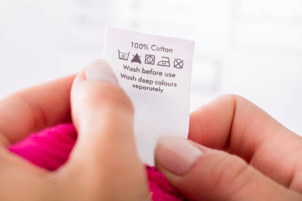 Sabe o que significam os símbolos de lavagem de roupa? Entenda agora!