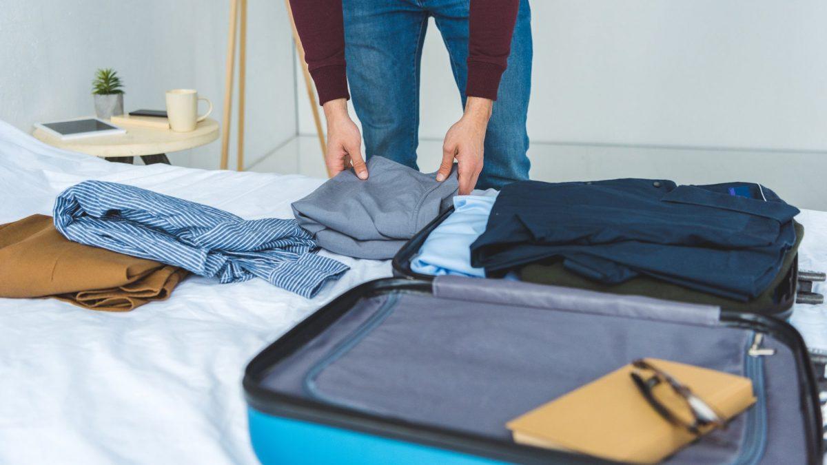 Saiba como organizar sua mala para uma viagem a trabalho