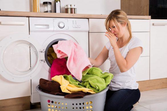como evitar cheiro ruim ao secar roupas em dias chuvosos